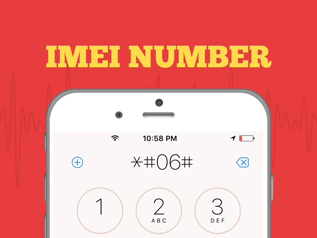 Secret Codes imei number