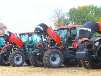 The Compact Tractor Buying Guide red
