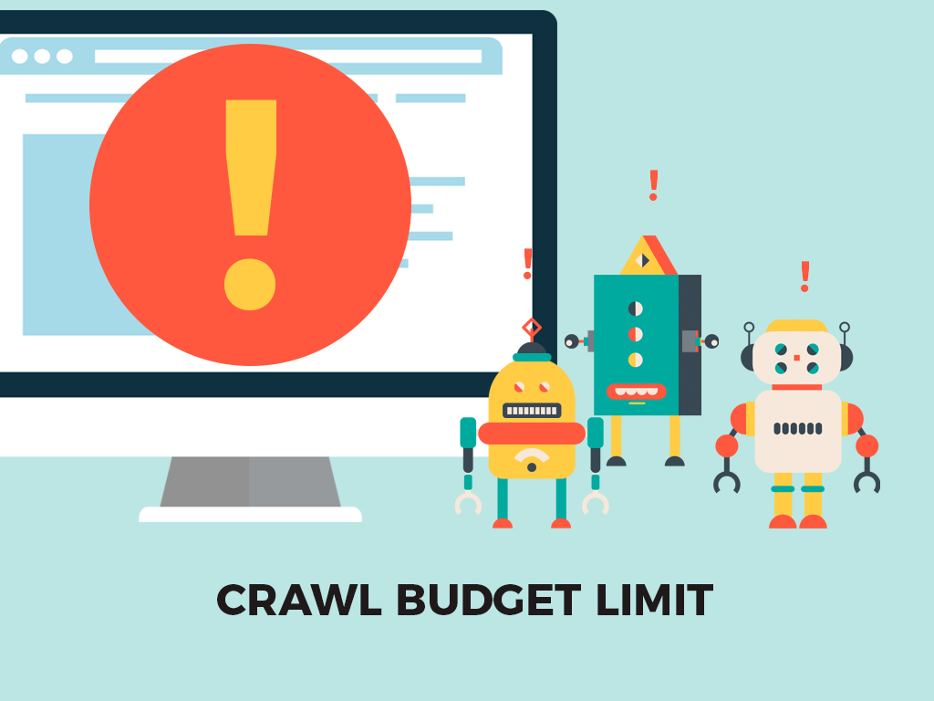 Crawl Budget limit Google