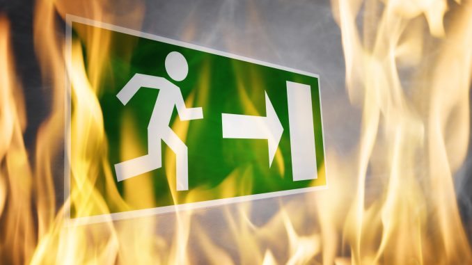 4 Tips for Drawing Up an Office Fire Evacuation Plan