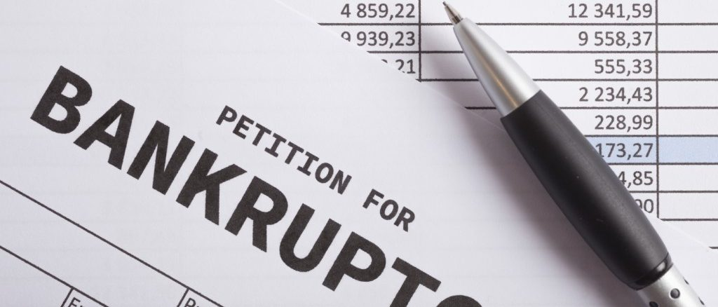 how to save business from bankruptcy