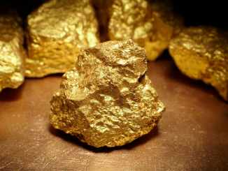 places to find gold nuggets